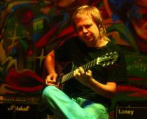 Преподаватель по гитаре Лукьяненок Климентий