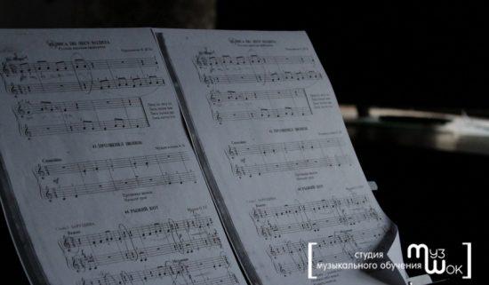 Сольфеджио и теория музыки