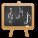 Иконка теории музыки