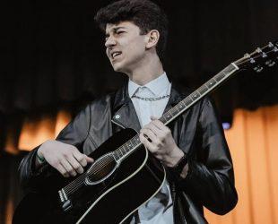 Преподаватель по гитаре и укулеле Матвей Черноокий